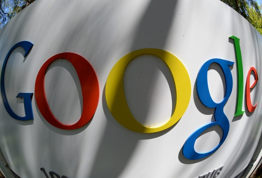 'Recordboete van 4,3 miljard euro voor Google'.